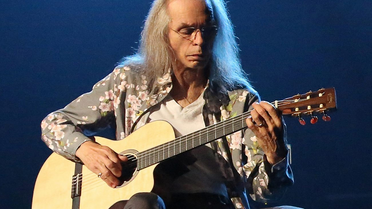 Evenings for Ed Gala Night featuring Steve Howe
