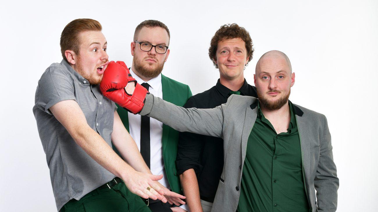 The Noise Next Door, Edinburgh Comedy Fest Live, 2014