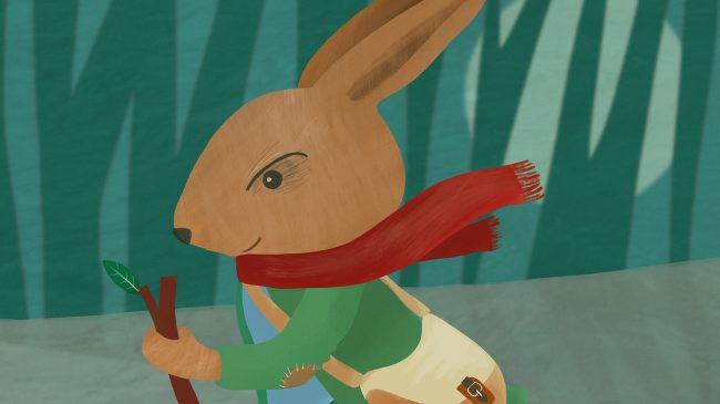 Rabbit Girl & the Search for Wonder