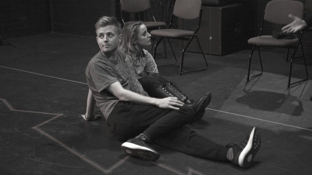 Adam Soden (Romeo), Anna Soden (Juliet)