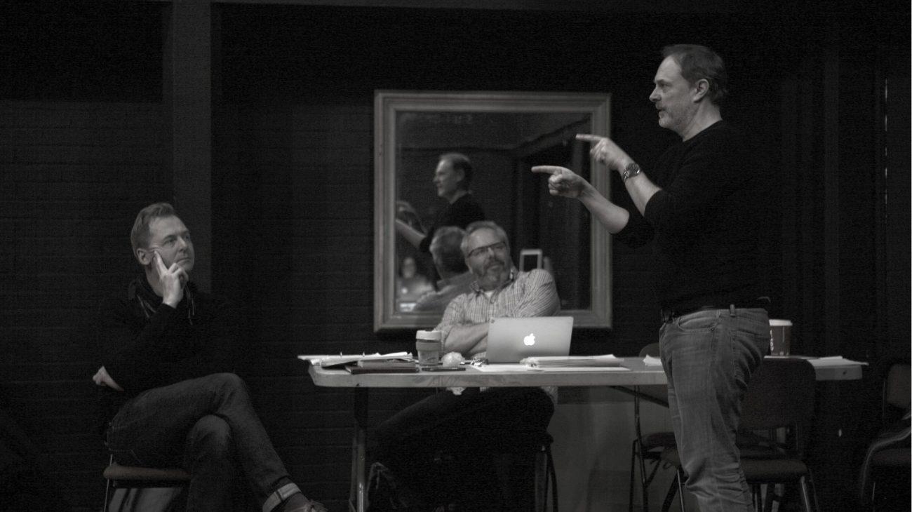 Paul Warwick (Co-Director), Nick Walker (Writer), Ben Walden (Co-Director)