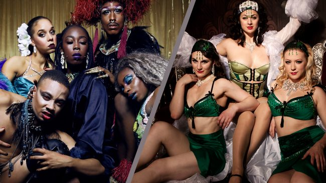 The Cocoa Butter Club x House of Burlesque