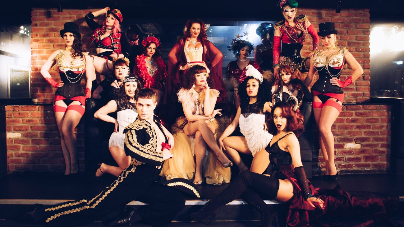 House of Burlesque. Photo by Nati Poletti.