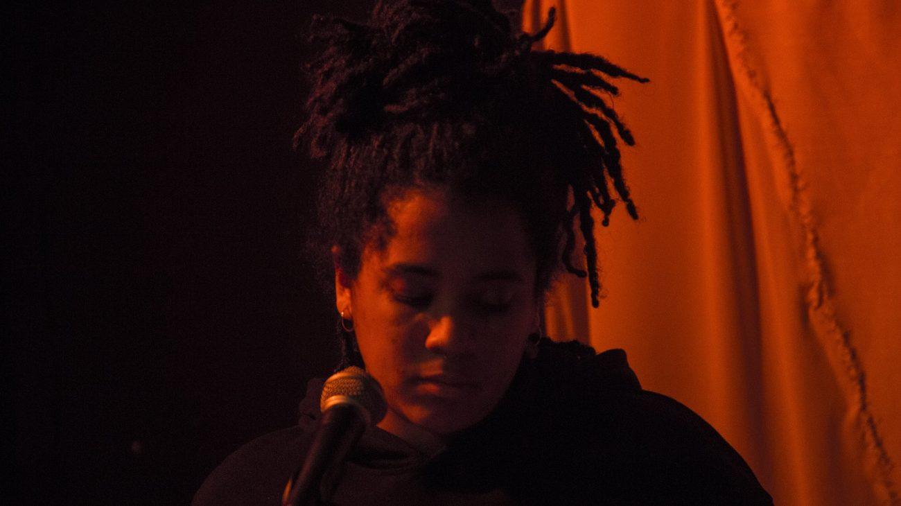 Image of artist Oliva Douglass