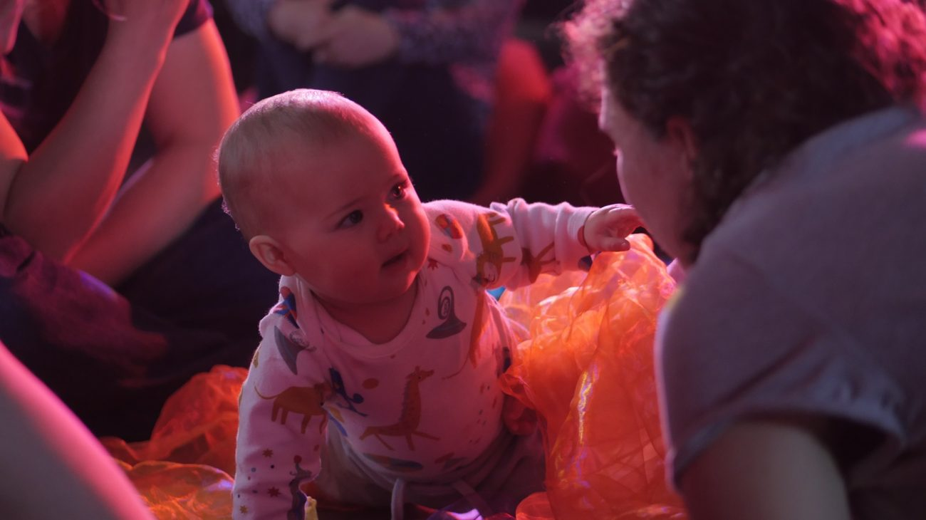 Over the Moon – a first opera for little people