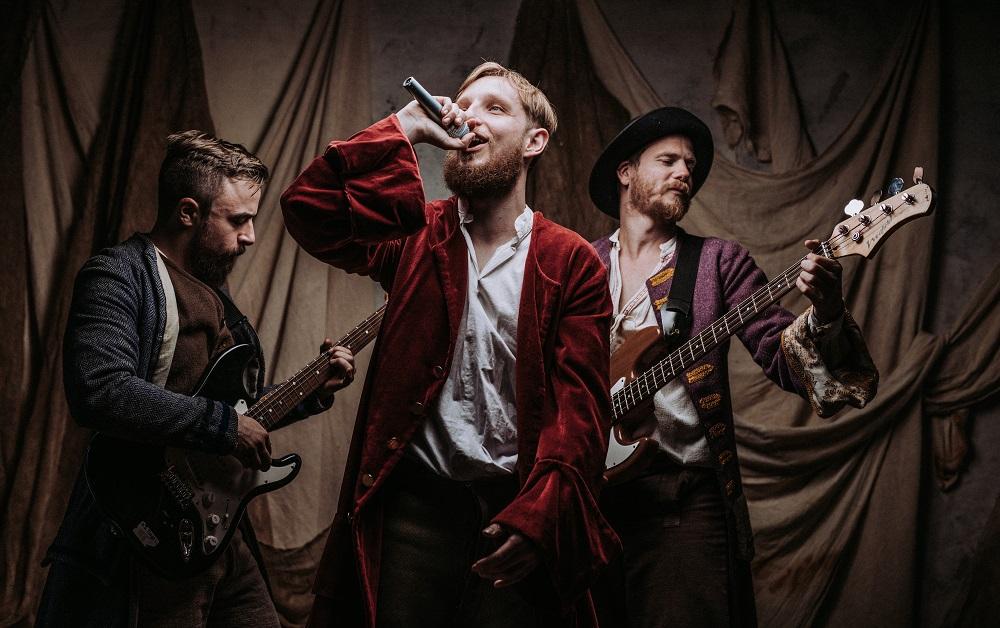 The Jeremiah company. Photo Matt Austin.