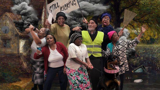 A 21st Century Tea Dance: Revolutionaries!
