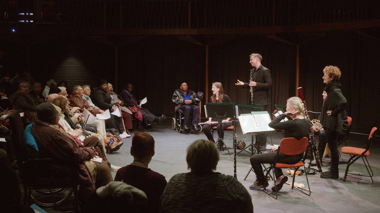 Comfortable Classical: Relaxed Concerts with City of London Sinfonia