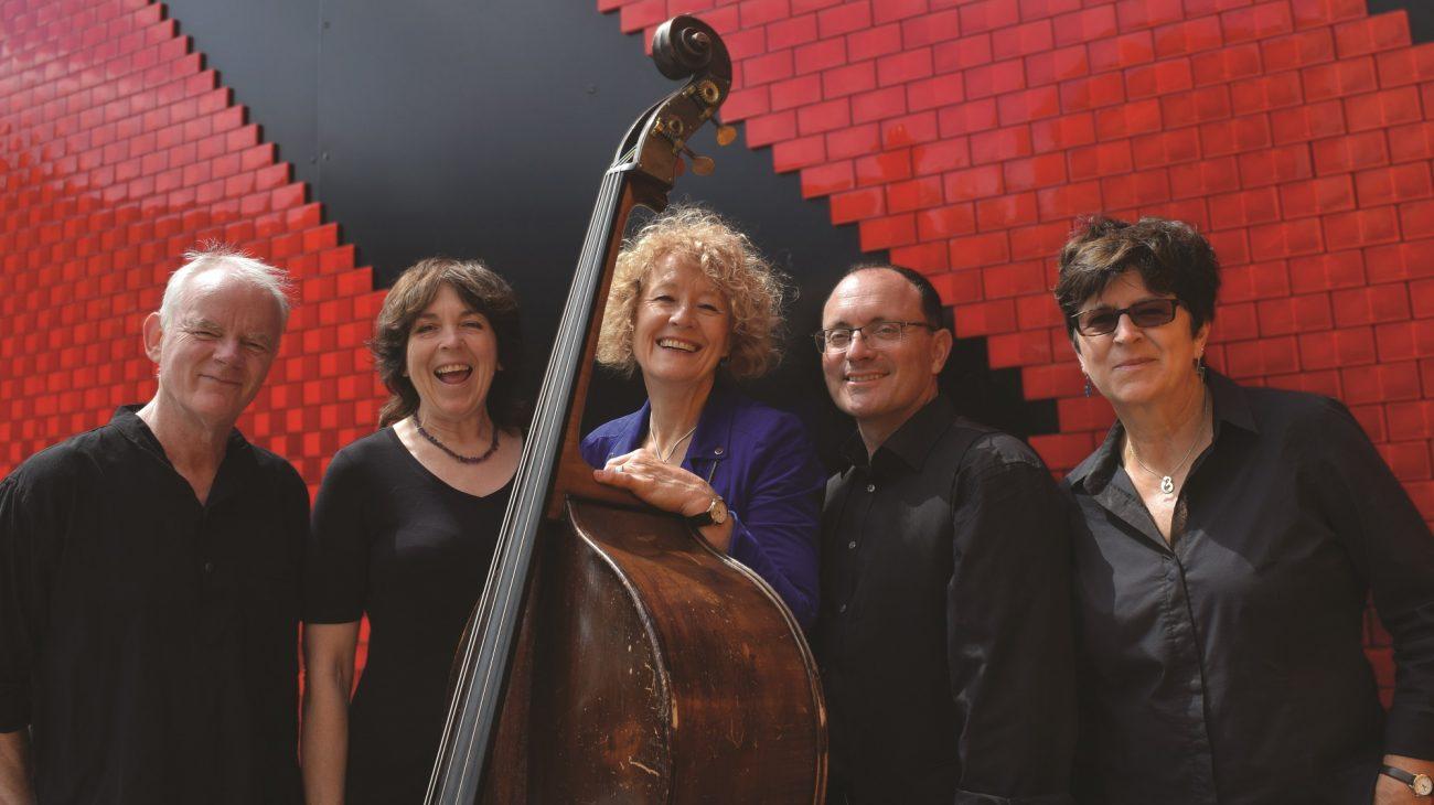 ARQ: Alison Rayner Quintet