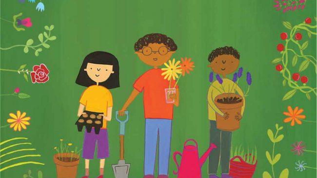 Errol's Garden: Work-in-Progress Reading