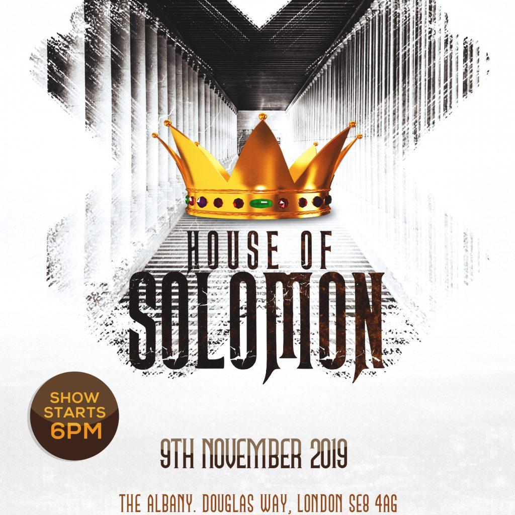 House of Solomon Flyer