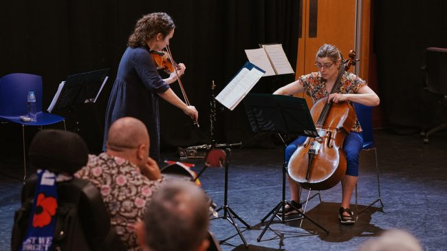 Comfortable Classical: Relaxed Concerts for Anyone and Everyone