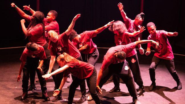 Protein 21 – Reimagine: 3 Day Dance Theatre Course