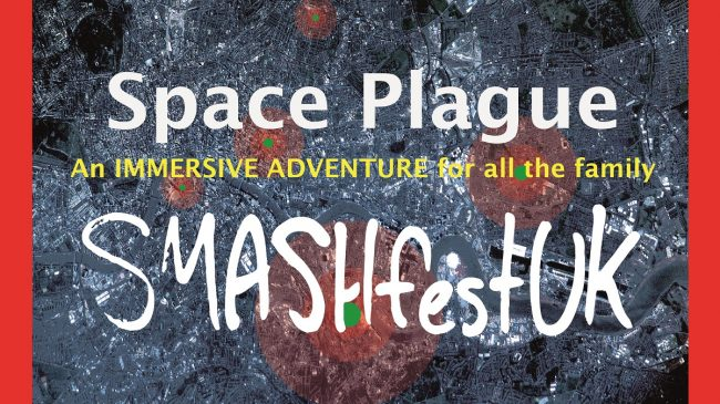 Space Plague at SMASHfestUK 2020