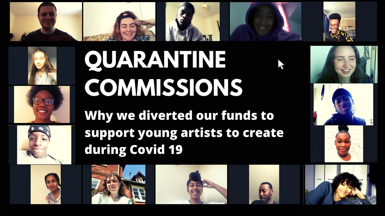 Sounds Like Chaos Announce Quarantine Commissions