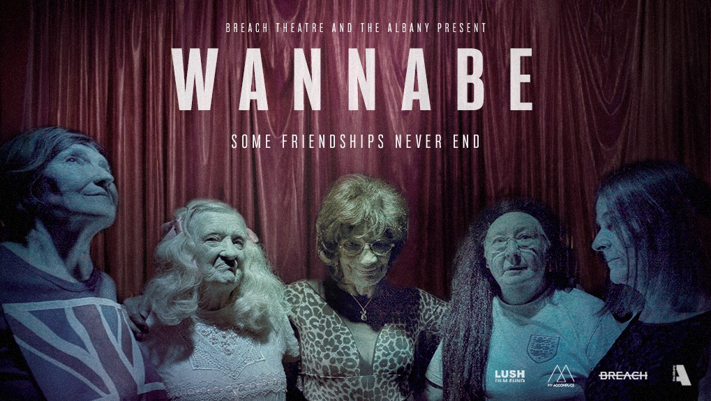 Image of a group of older women for wannabe film