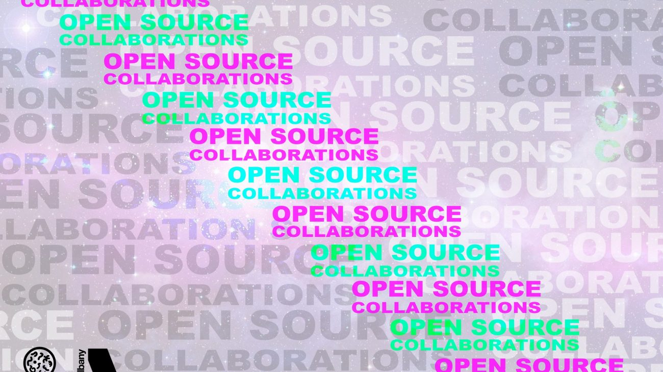 Open Source Collaborations: Applications Open!