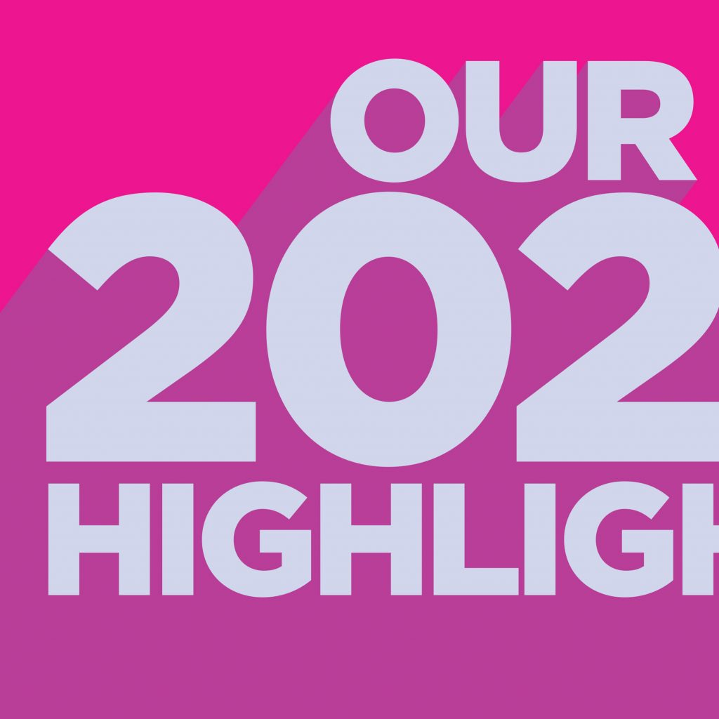Our 2020 highlights