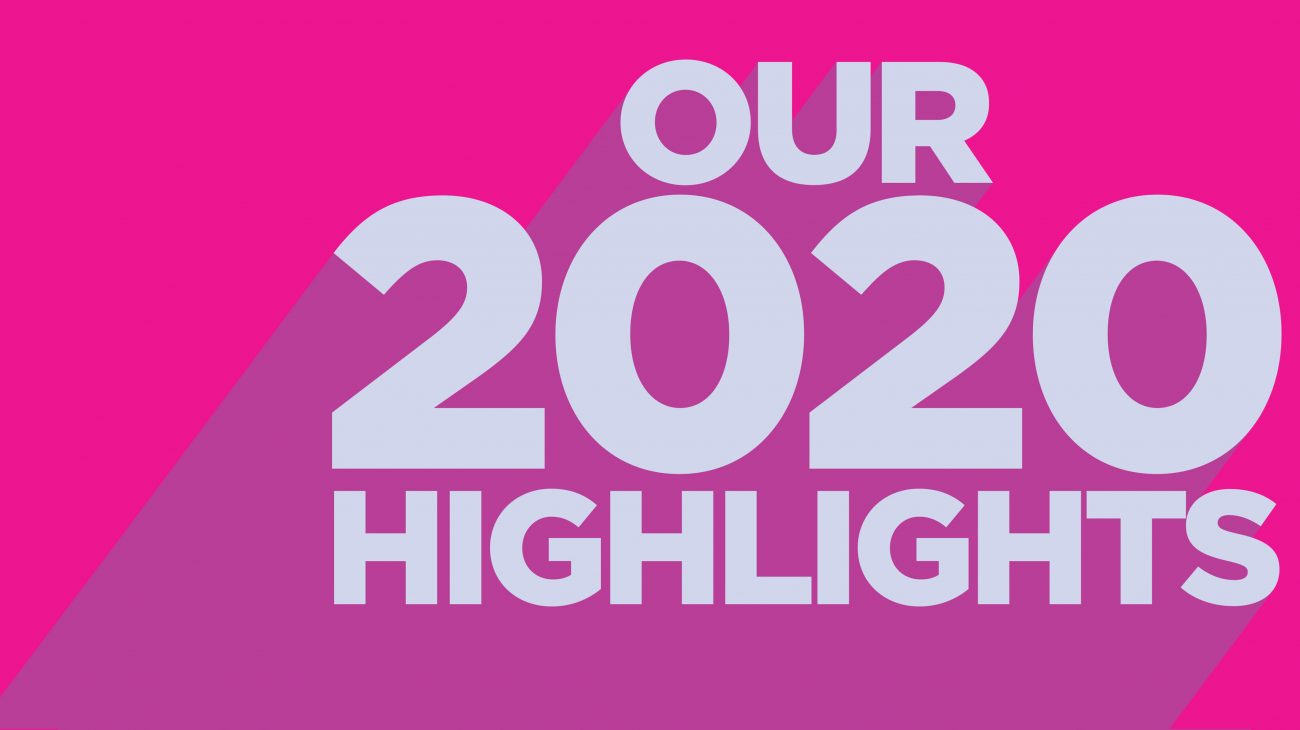 Looking back at 2020 – the highs and lows