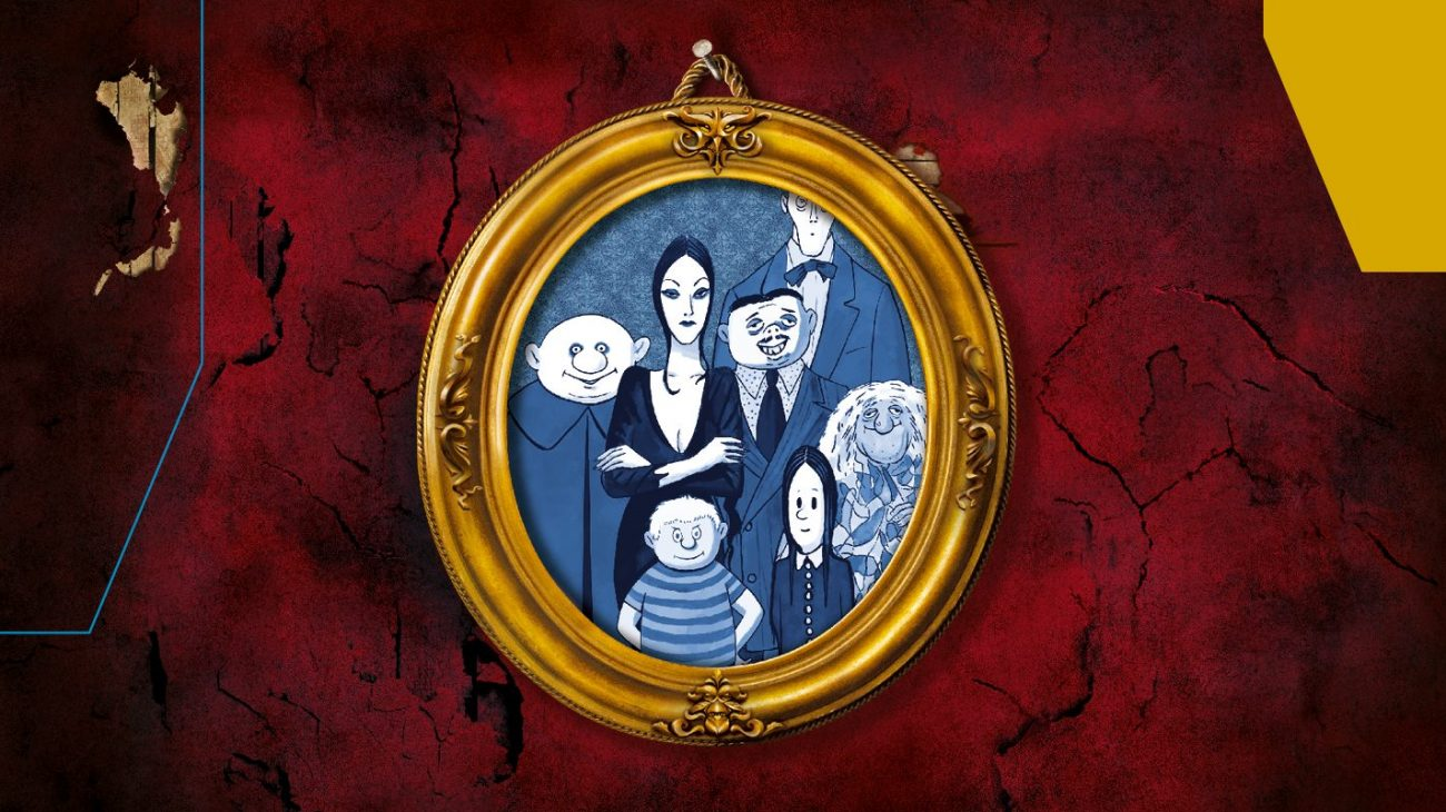 The Addams Family The Musical: In-Person and Livestream