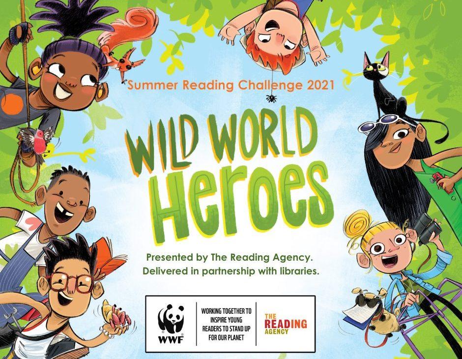 Summer in the Garden: Libraries Summer Reading Challenge