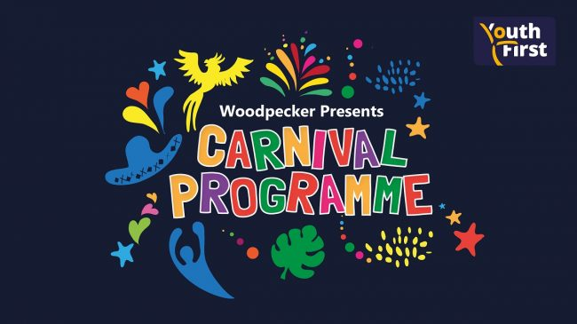 Uncover Drama – Woodpecker Carnival programme for ages 10-16