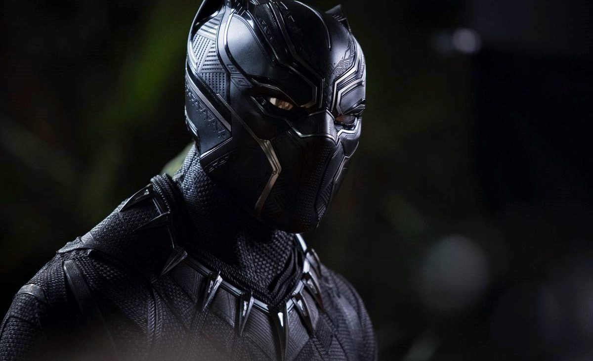 Summer in the Garden: Black Panther