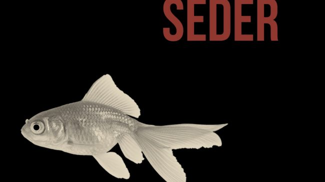 Summer in the Garden: Seder