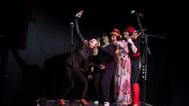 Cabaret Playroom: The Showcase