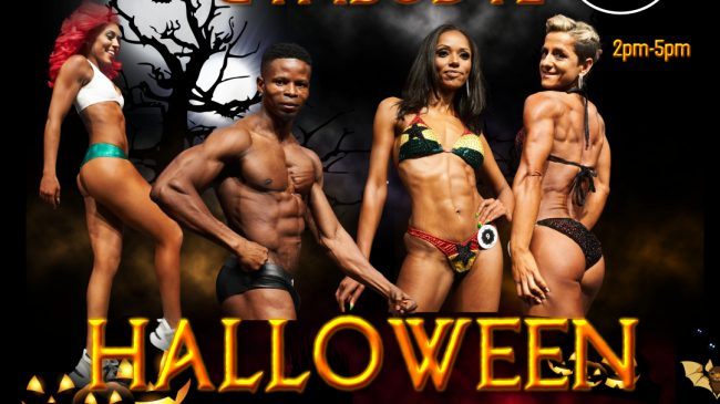 GymBodyz Sports & Fitness Halloween Gala